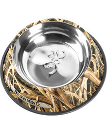 Browning Blades Camouflage Extra Large Non-Slip Pet Dish, , hi-res