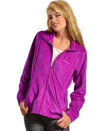 Columbia Women's Hotdots II Full Zip Fleece Jacket, , hi-res