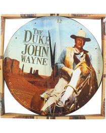 """Vandor John Wayne """"The Duke"""" Wall Clock, , hi-res"""