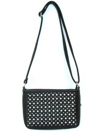 Savana Women's Professional Carry Embellished Crossbody Purse , , hi-res