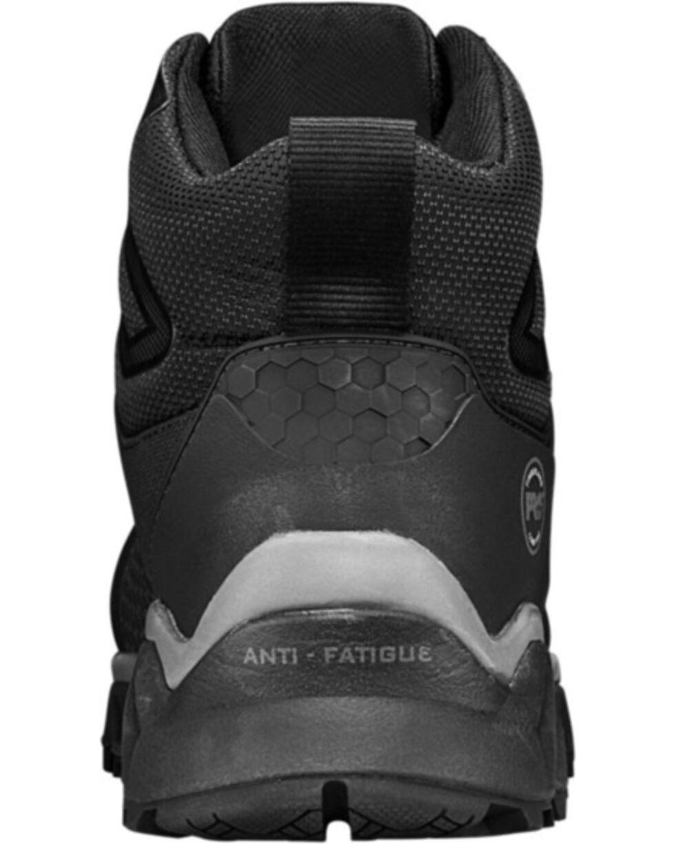 Timberland Pro Men's Ridgework Anti-Fatigue Work Boots - Comp Toe, Black, hi-res
