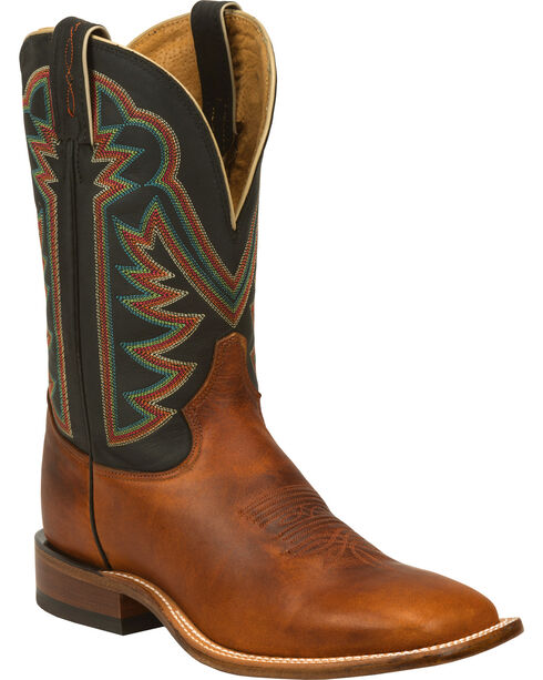Tony Lama Men's Ranch Western Boots, Tan, hi-res