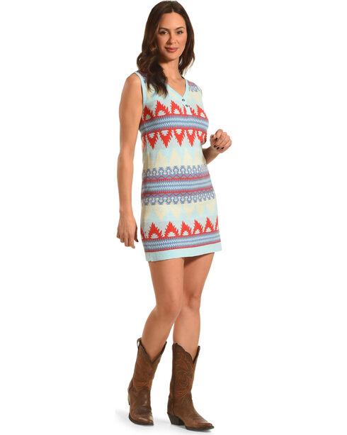 Tasha Polizzi Women's Sleeveless Sonoma Dress, Light Blue, hi-res