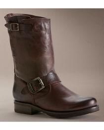 Frye Women's Veronica Shortie Boots - Round Toe, , hi-res