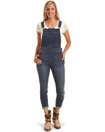 Wrangler Women's Denim Overalls - Skinny , , hi-res