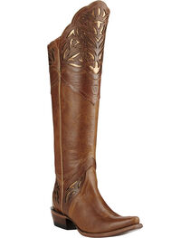 Ariat Women's Chaparral Brilliant Buff Western Boots, , hi-res