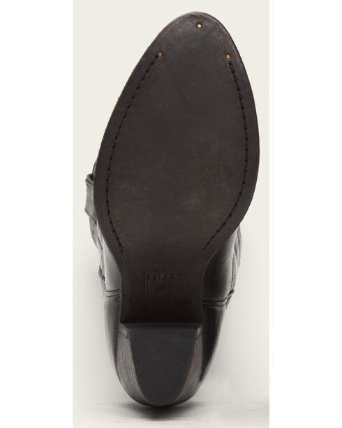 Frye Women's Black Ilana Pull On Boots - Medium Toe , Black, hi-res