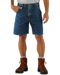 Carhartt Lightweight Denim Work Shorts, , hi-res