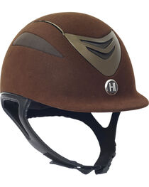 One K Defender Suede Helmet, Brown, hi-res
