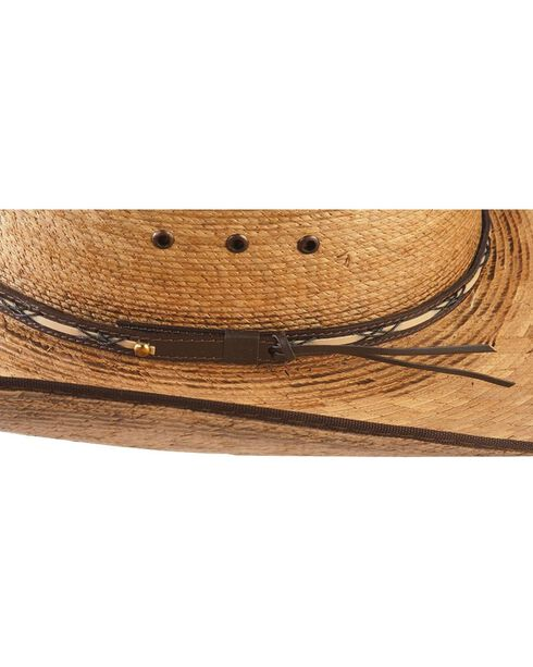 Resistol Men's Jason Aldean Amarillo Sky Palm Hat, Natural, hi-res