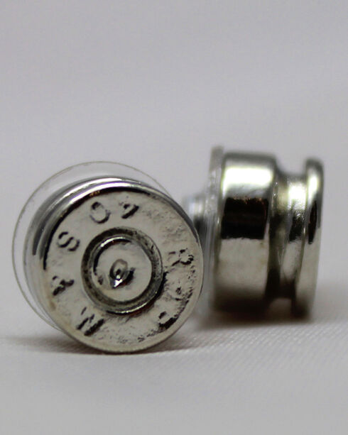 SouthLife Supply Lizzy Bullet Stud in Traditional Silver, Silver, hi-res