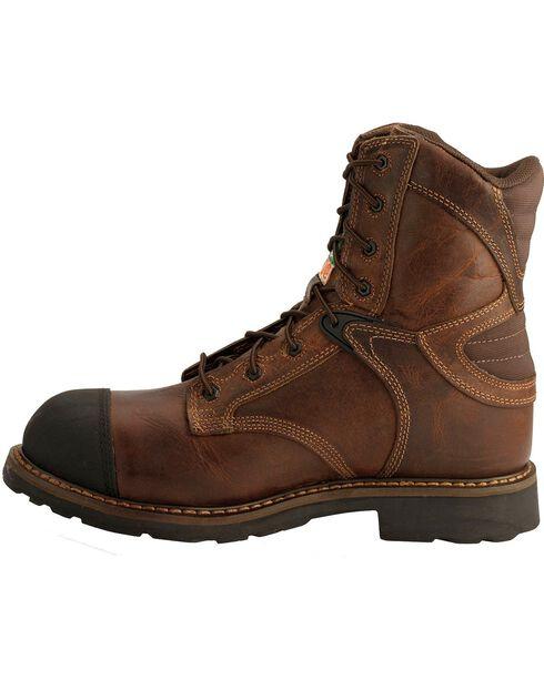 Justin Men's Rugged Utah Composite Toe Work Boots, , hi-res