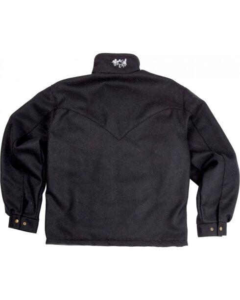 Schaefer Outfitter Men's 565 Arena Wool Jacket, Black, hi-res