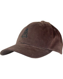 Hooey Men's Brown Tycoon 6 Panel Baseball Cap , , hi-res