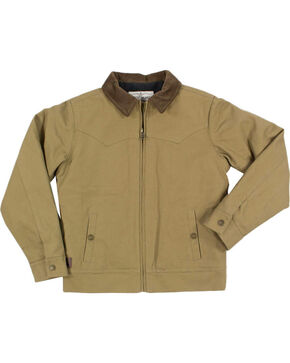 Cody James® Boys' Ponderosa Jacket, Tan, hi-res