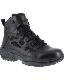 "Reebok Men's Stealth 6"" Lace-Up Work Boots, , hi-res"