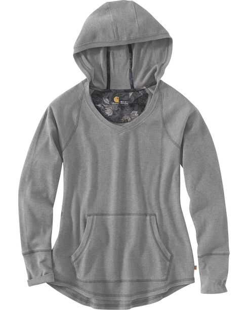 Carhartt Women's Meadow Hoodie , Dark Grey, hi-res