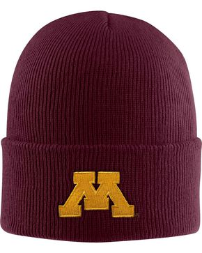 Carhartt Men's Minnesota Watch Beanie, Burgundy, hi-res