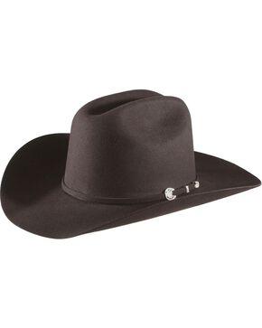 Stetson 4X Corral Felt Hat, Black, hi-res