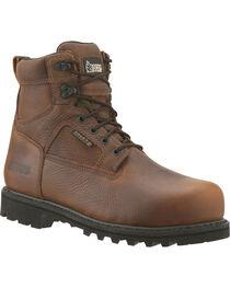 Rocky Men's Steel Toe Exertion Work Boots, , hi-res