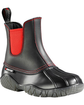 Baffin Women's Great Lake Series Huron Boots - Round Toe, Black, hi-res