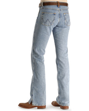 Wrangler Women's Cash Cowgirl Cut Ultimate Riding Jeans, Blue Blitz, hi-res