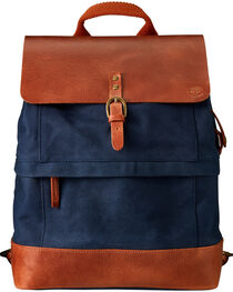 Timberland Nantasket Canvas and Leather Backpack , , hi-res