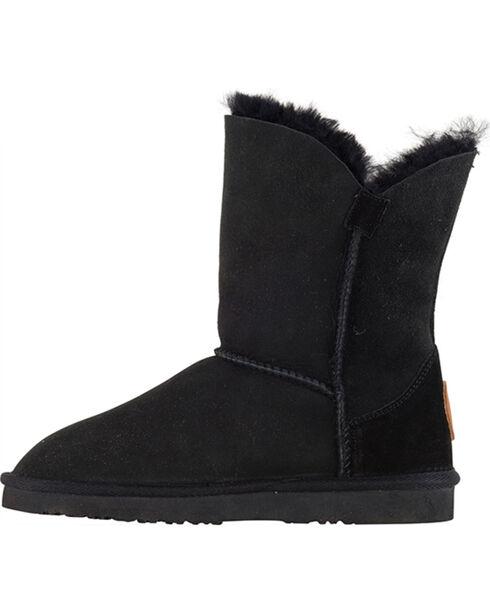 """Lamo Footwear Women's Liberty 9"""" Boots , Black, hi-res"""