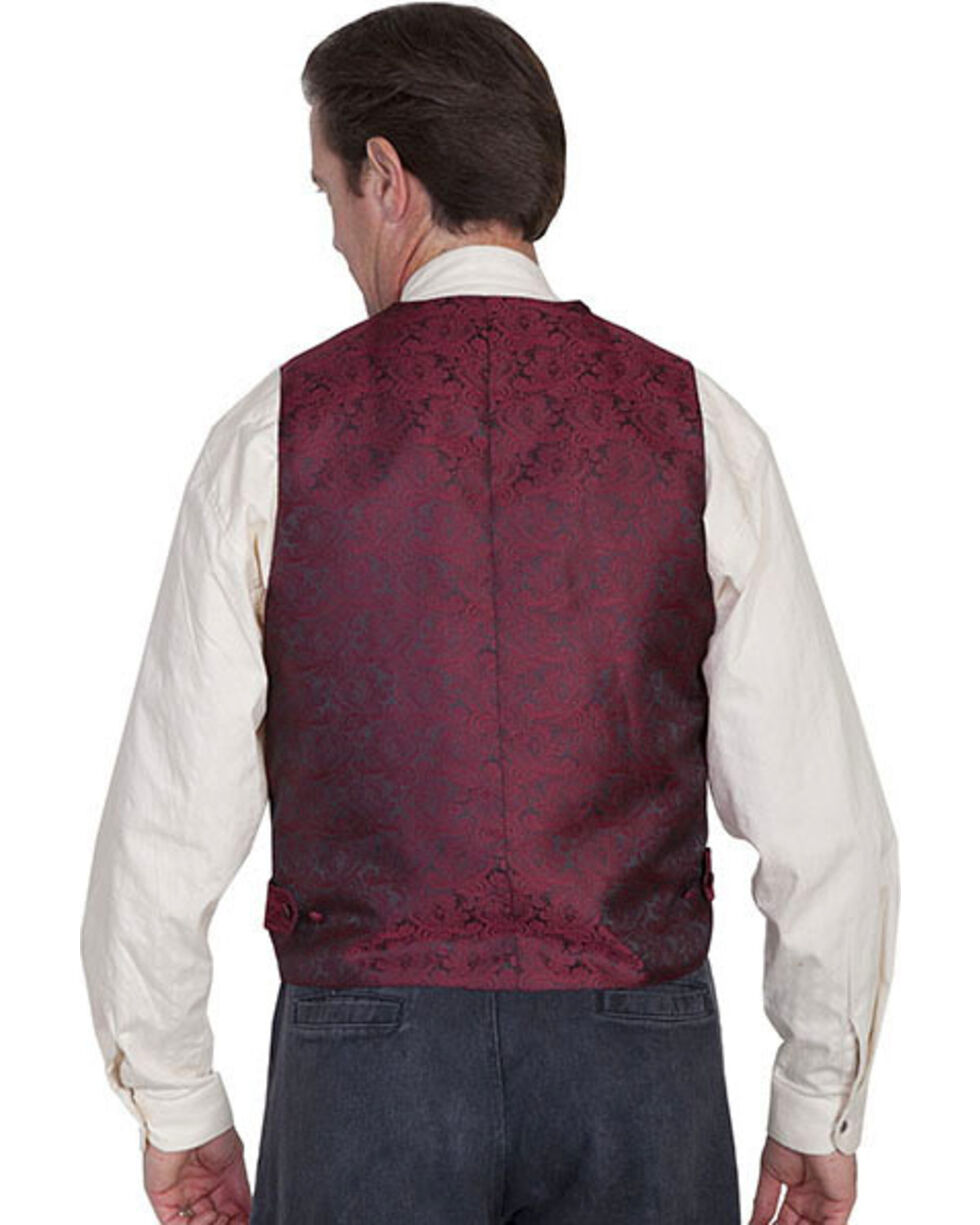 Rangewear by Scully Wide Notched Lapel Vest - Big Sizes (3XL - 4XL), , hi-res