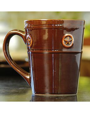 Silverado Mug Set, Brown, hi-res