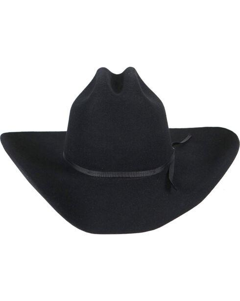 Cody James® Men's 3X Mesquite Pro Rodeo Wool Hat, Black, hi-res