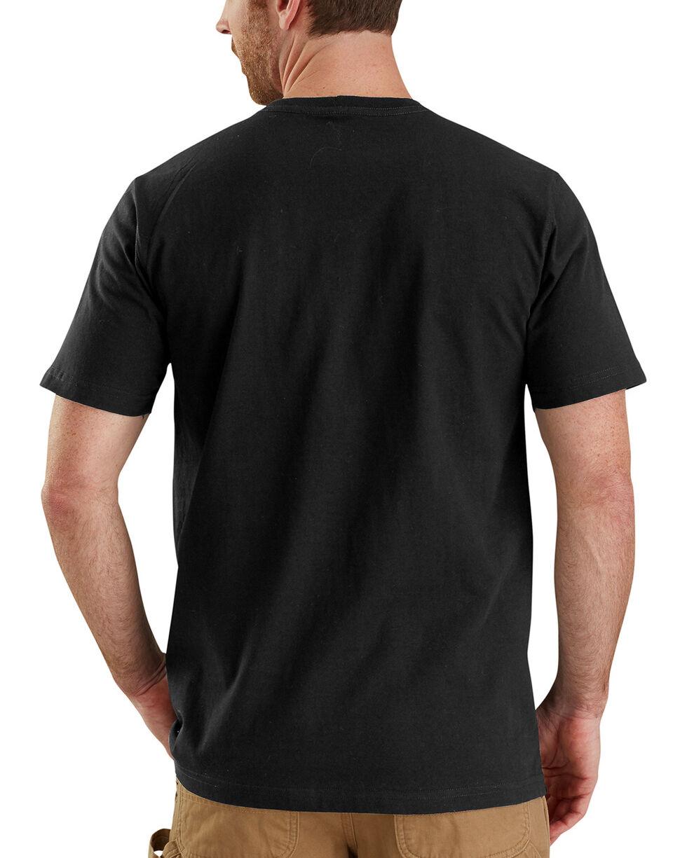 Carhartt Men's Lubbock Graphic Tool Flag T-Shirt, Black, hi-res