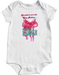 Shyanne Infant Girls' Saddle Onesie, , hi-res