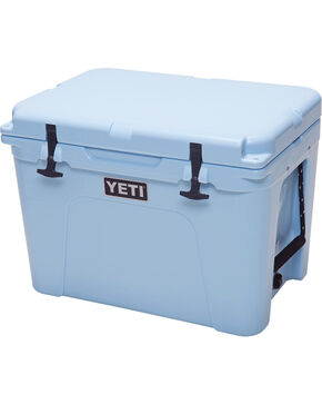 Yeti Tundra 50 Cooler, Blue, hi-res
