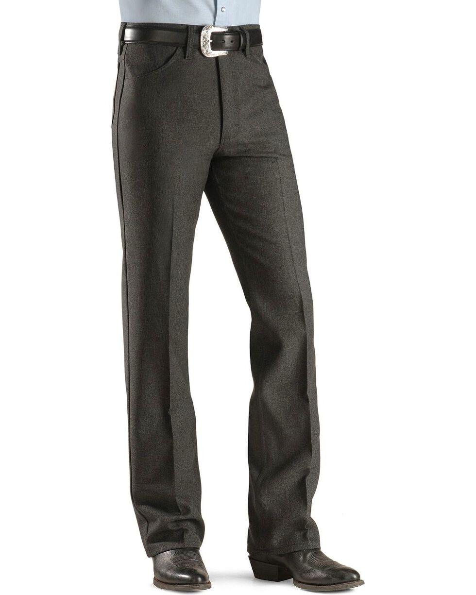 Wrangler Men's Wrancher Dress Jeans, Hthr Chrcl, hi-res