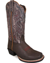 Smoky Mountain Women's Fusion #2 Western Boots - Square Toe , , hi-res