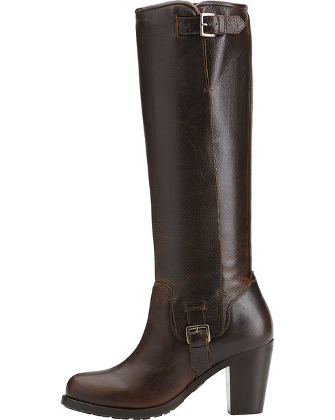 Ariat Women's Gold Coast Fashion Boots - Round Toe, Brown, hi-res