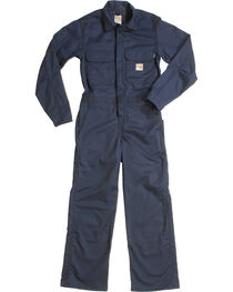 Carhartt Flame Resistant Twill Coverall, , hi-res