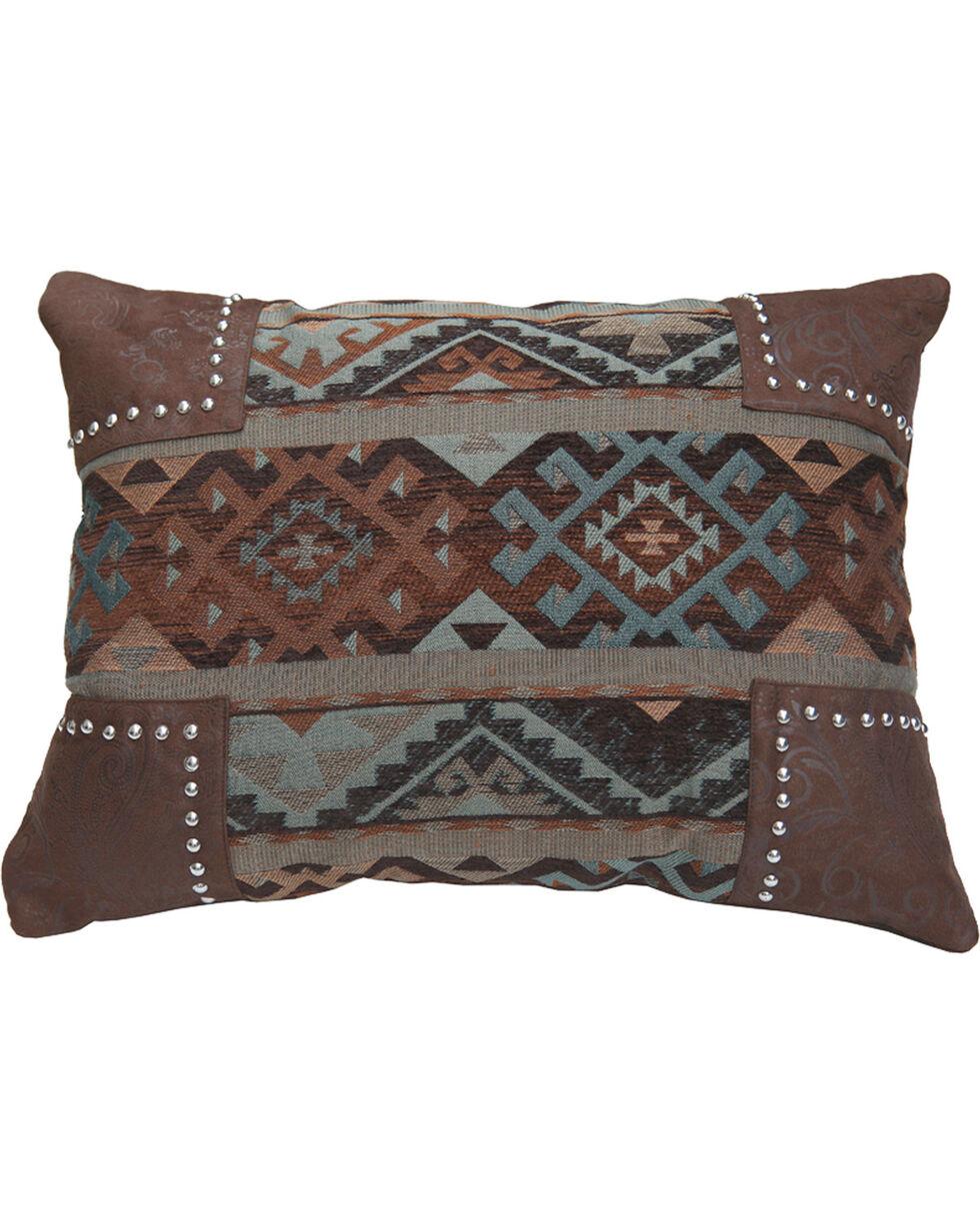 HiEnd Accents Rio Grande Navajo Pillow, Multi, hi-res