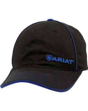 Ariat Flex Fit Cap, Black, hi-res