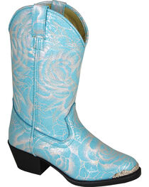 Smoky Mountain Girls' Lexie Western Boots - Round Toe , , hi-res