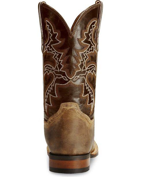 Dan Post Men's Franklin Cowboy Certified Western Boots, Sand, hi-res