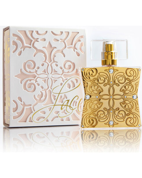 Romane Fragrance Women's Lace Perfume, White, hi-res