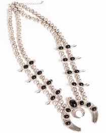 Shyanne® Women's Squash Blossom Necklace, , hi-res
