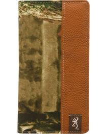 Browning Men's Mossy Oak Camo Executive Wallet, , hi-res