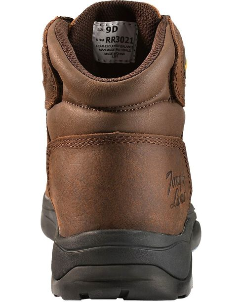 Tony Lama Men's 3R Waterproof Western Boots, Briar, hi-res
