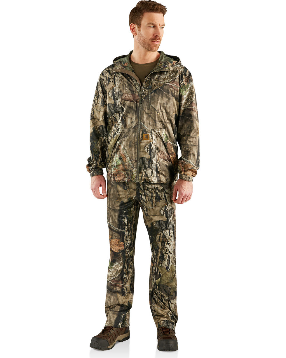 Carhartt Men's Camo Stormy Woods Jacket , Camouflage, hi-res