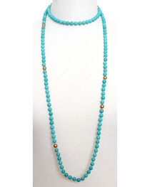 Everlasting Joy Women's Texas Wrap Necklace, , hi-res