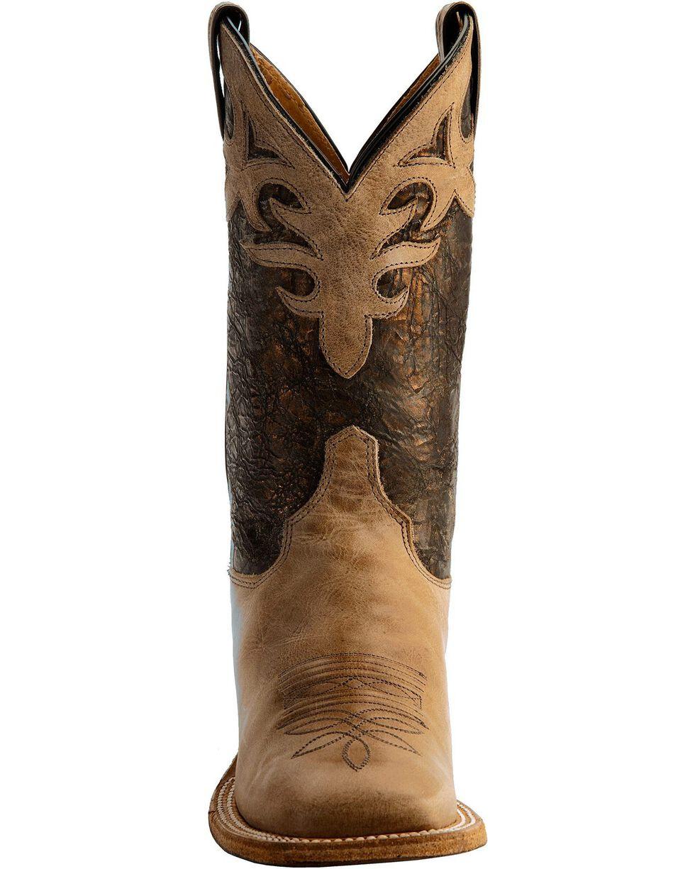 Justin Women's Bent Rail Western Boots, Beige, hi-res