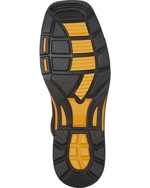 Ariat Men's Workhog Square Toe Work Boots, Earth, hi-res